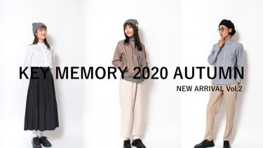 KEY MEMORY 2020 AUTUMN-Vol.2-
